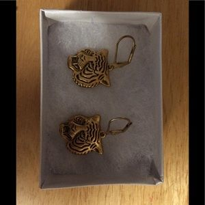 Brand New TIGER earrings